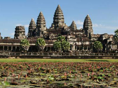 Picture of Angkor Wat, Cambodia