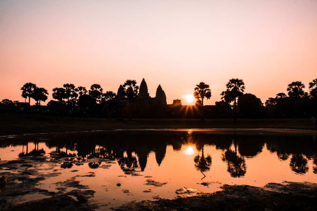 Picture of Angkor Wat by Remi Yuan